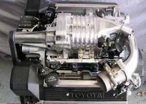 Details about Toyota Lexus SC400 V8 1UZFE Eaton M112 supercharger kit