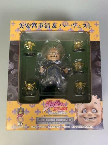 Statue Legend Shigekiyo Yangu Harvest Figure SAS JoJo/'s Bizarre Adventure part 4
