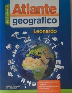 Atlante geografico Leonardo. Per le Scuole superiori. Con espansione online