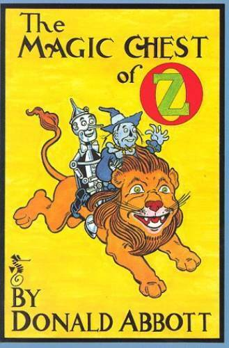 The Magic Chest of Oz - Paperback By Abbott, Donald - GOOD