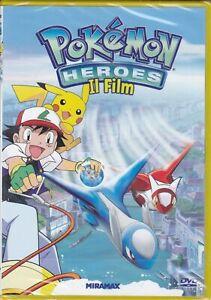 POKEMON-HEROES-IL-FILM-DVD-ANIME