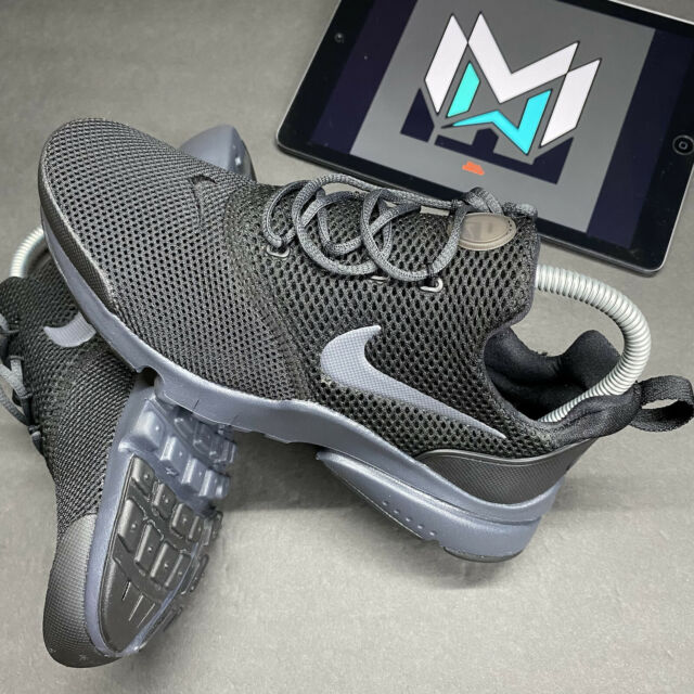 Nike Junior's Presto Fly Trainers 6 Black for sale online | eBay