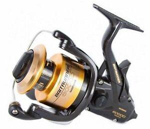 Shimano Baitrunner 6000D Saltwater Spinning Reel 4.8:1 ...