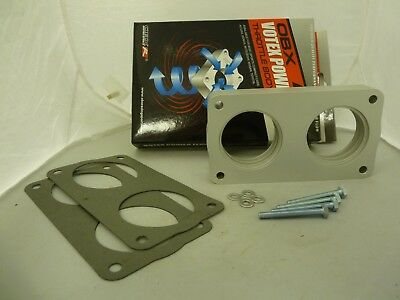 OBX Throttle Body Spacer Fit 1999 2000 2001 F-250 F-350 Super Duty 6.8L V10