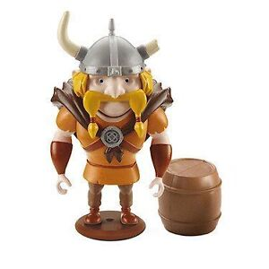 Mike-The-Knight-Broken-Horn-THE-VIKING-Figure-NEW