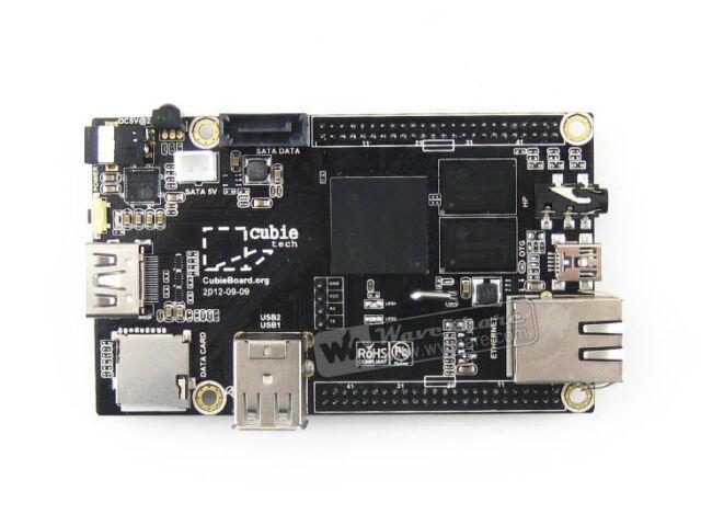 Cubieboard 1 A10 1GB ARM Cortex-A8 Linux System Development Board Kit Mini PC