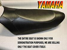 Yamaha Nytro 2008-14 New seat cover FX MTX SE RTX XTX All Black 379C