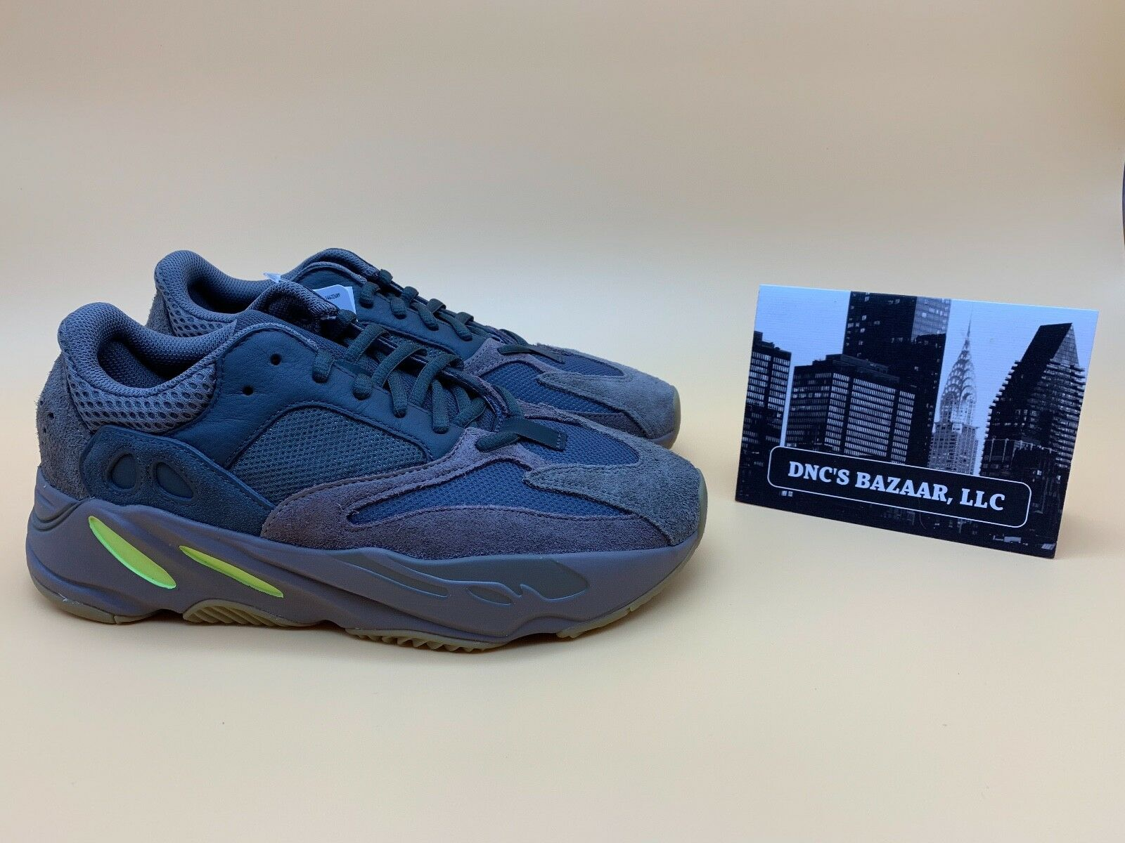 Size 8 Adidas Yeezy Boost 700 Mauve Mens Wave Runner