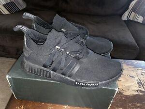 Adidas-Boost-NMD-R1-Japan-Triple-Black-Men-s-11-5