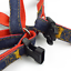 miniatura 10 - Pettorina imbracatura per cane cani regolabile guinzaglio media taglia collare