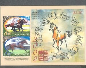 image is loading new zealand year of the horse 2002 min - Chinese New Year 2002