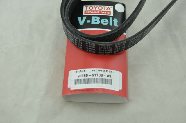 Toyota 90080-91139-83 Serpentine Belt