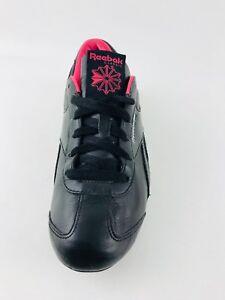 Image Is Loading Reebok Women 039 S Black Sneaker Shoe Size