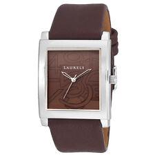 Laurels January 1 Analog Brown Dial Men's Watch LL-JNY-0505