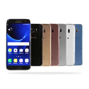 Samsung-Galaxy-S7-Edge-G935F-32GB-Schwarz-Weiss-Silber-Gold-Haendler-Gebraucht