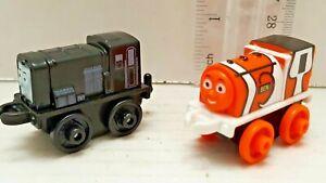 Thomas-amp-Friends-Mini-Blind-Bag-Train-Lot-Of-2