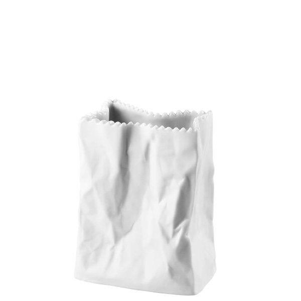 Rosenthal Vase Tütenvase Weiß (XS)
