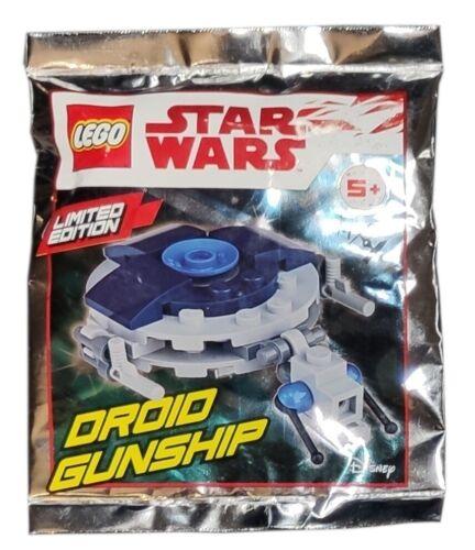Droid Gunship #911729 Original LEGO Star Wars limited polybag minifigure