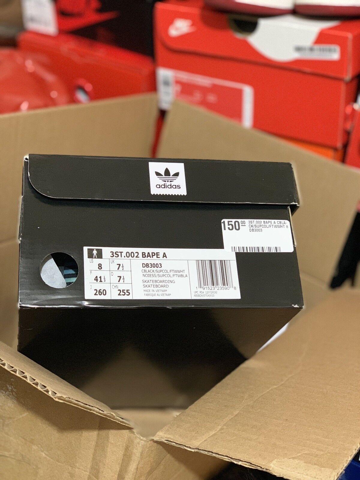 c2154a766 Adidas x Bape 3ST.002 size 8 nqspbb3450-Athletic Shoes - boots ...
