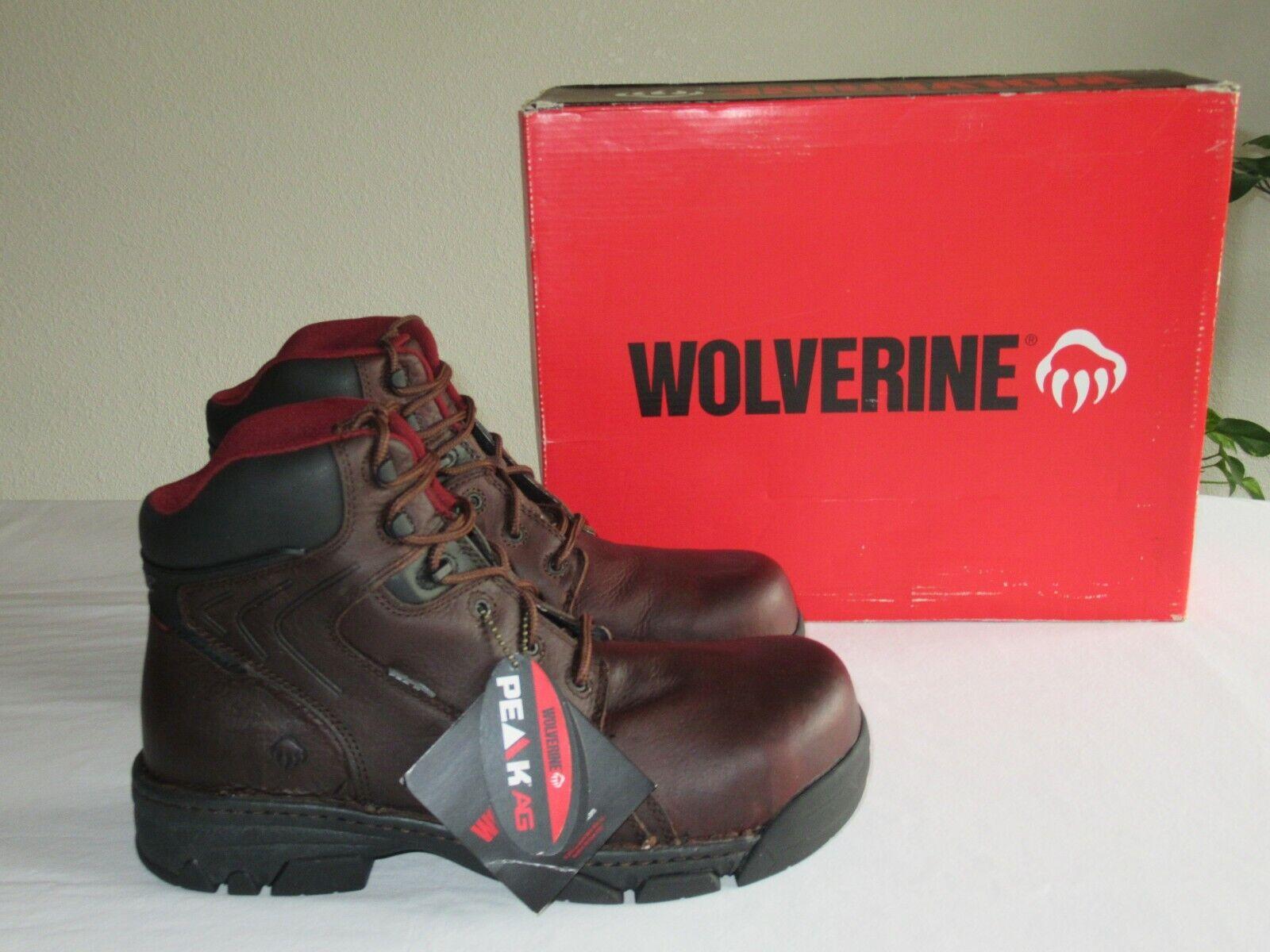 "GORE-TEX® Waterproof 6/"" Boot Harrison Wolverine W05685"