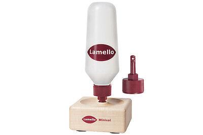 Lamello leimgerät leimauftrag-périphérique leimspender MINICOL avec metalldüse