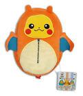 Banpresto Pokemon 36759 Pikachu Sleeping Bag Nebukuro Zipper Pouch - Charizard