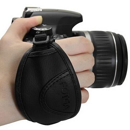 FOTGA Hand Grip Strap für Canon E1 SX50 HS 100D SX700 HS G1X Mark2 1200D EOS M2