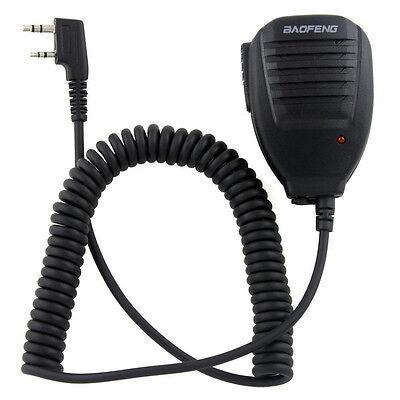Walkie Talkie Radio Microphone Handheld Speaker for BAOFENG UV-5R V2 WP970 888s