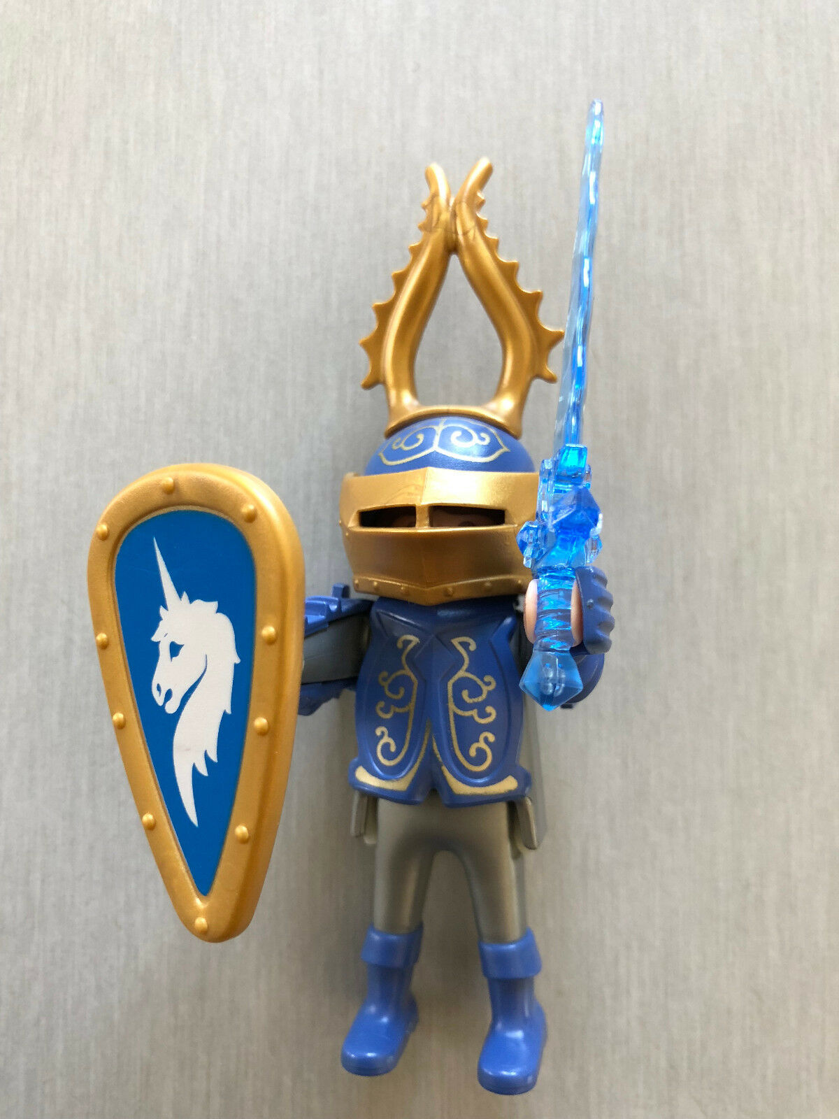 Playmobil 3977 RARE COLLECTOR - Chevalier de la licorne - knight