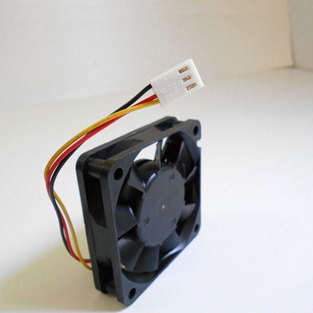 Ventilation Hot 3 Pin 6015s Connector DC Brushless CPU Cooler Cooling Fan 12V