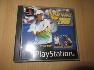 All-Star-Tenis-Sony-Playstation-1-ps1-Buen-Coleccionistas-Pal