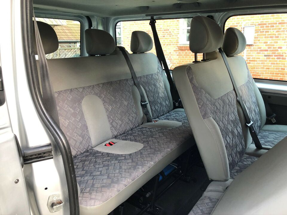 Opel Vivaro, 2,5 DTi Combi L2H1, Diesel
