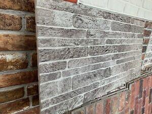 Wandverkleidung Verblendsteine Kunststein Steinoptik Wandpaneele Styropor 3d Ebay