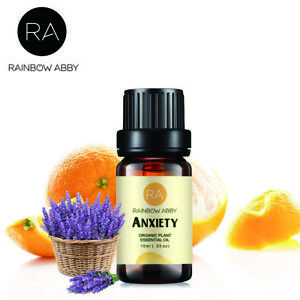 Anxiety-Essential-Oil-10ml-100-Pure-Natural-Aromatherapy-Blend-Therapeutic