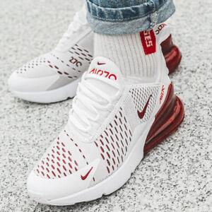 Details zu NIKE AIR MAX 270 Jungen Damen Unisex Sneaker Turnschuhe  Sportschuhe CJ4580-101