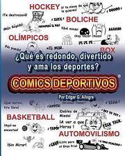 Comics Deportivos : ¿Qué es Redondo, Divertido y Ama los Deportes? by Edgar...