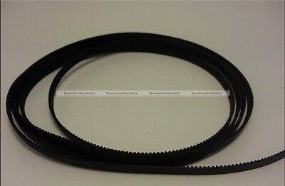 """1 Meter (39.4"""") 6mm Width GT2 Timing Belt For 3D printer Rostock Mendel REPRAP"""