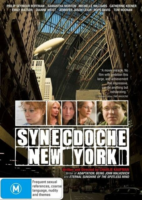 Synecdoche New York (DVD, 2009) # B49180