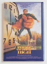 Three O'Clock High FRIDGE MAGNET (2.5 x 3.5 inches) movie poster