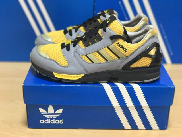 18d2b1bfd1196 Adidas ZX 8000 C very rare! 114577 US 9