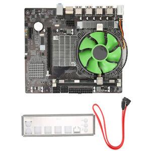 For-Intel-X58-Motherboard-Combo-2-66GHz-Six-Core-X5650-CPU-8GB-RAM-LGA-1366-Fan