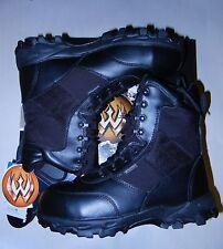 10W Blackhawk! Composite Toe Black Ops Warrior Wear boots. 83BT08BK Steel Shank