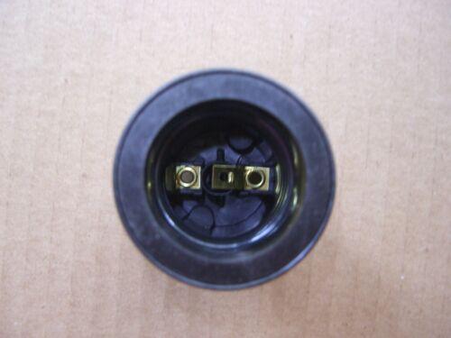 Illu Fassung E27 mit Dichtung Dichtring für Lichterkette,Thermoplast