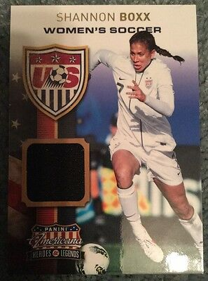 Sports Trading Cards Strong-Willed 2012 Panini Americana Usa Soccer Jersey Shannon Boxx 106/199 Ture 100% Guarantee Sports Mem, Cards & Fan Shop