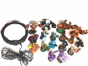 Skylanders-Imaginators-Lot-17-Pieces-Figures-and-Portal-of-Power-Wii-Switch-Xbox