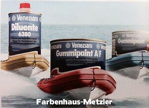 Veneziani-Gummipaint-Gummifarbe-fuer-Schlauchboote-Planen-und-Fender-usw-375ml