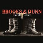 Cowboy Town by Brooks & Dunn (CD, Oct-2007, RCA)