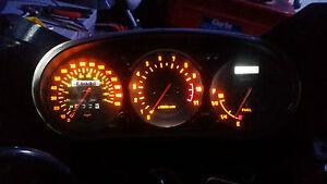 led clock upgrade kit lightenUPgrade WHITE YAMAHA YBR125