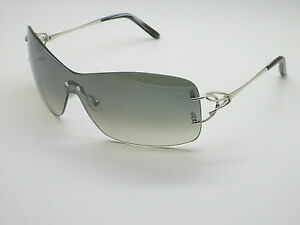 Image is loading NEW-FRED-Lunettes-VOLUTE-Solaire-102-Palladium-Ladies- 6cafb054859c