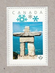 INUKSHUK-ROCK-STATUE-Picture-Postage-stamp-MNH-Canada-2016-p16-05sn1